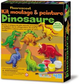 Gips Gieten en Verven - Glow Dino's