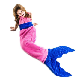 Zeemeermin Roze/Blauw