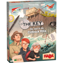Haba - The Key – De roof in Cliffrock Villa