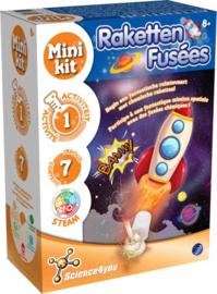 SCIENCE 4 YOU - Mini kit Raketten