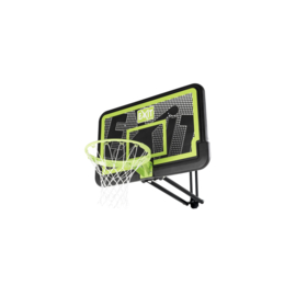 EXIT - Galaxy basketbalbord voor muurmontage - black edition