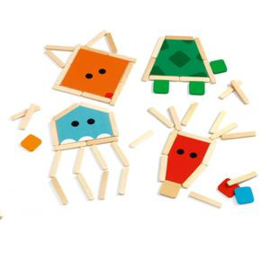 Djeco - Puzzel StickBasic