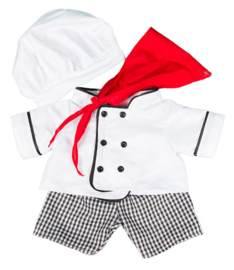 "CHEF"" OUTFIT"