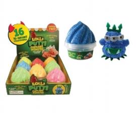 Fidget toy - LOLLIPUTTI Edition II Monster Cupcakes (Per stuk)