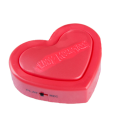 """""""LOVE HEART"""" RECORDABLE SOUND"""