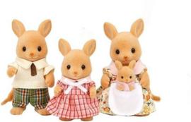 Sylvanian Families - familie Kangoeroe