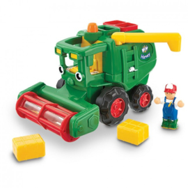 WoW Toys - Harvey Harvester