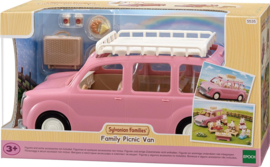 Sylvanian Families - Familie picknick auto