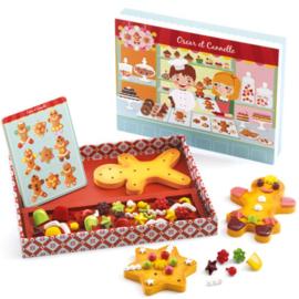 Djeco -  Gingerbread kindergebak 'Oscar et Cannelle'