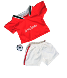 """""""MANCHESTER UNITED"""" SOCCER OUTFIT"""