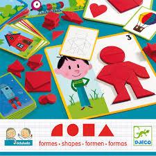 Djeco - Eduludo - Vormen