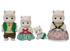Sylvanian families - Familie Alpaca