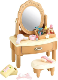 Sylvanian Families - Toilettafel Meisjes