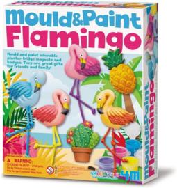 4M - Gieten & Verven Flamingo