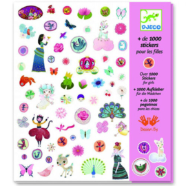 Djeco - Stickers  - Sweet