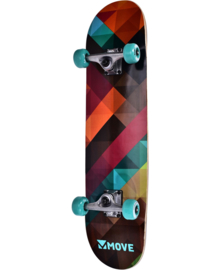 "Skateboard - Cube- 31"""