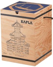 Kapla kist met Boek Blauw
