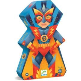 Djeco  - Puzzel Laser Boy