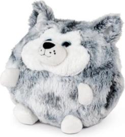 Cozy Noxxiez Handwarmer/knuffel - Husky