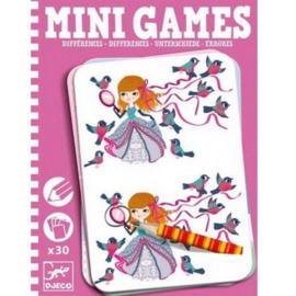 Djeco - Mini Games - Zoek de 7 verschillen - Léa
