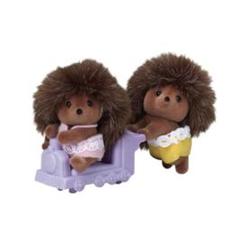 Sylvanian families - Tweeling egel