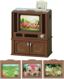 Silvanian families Luxe kleuren TV