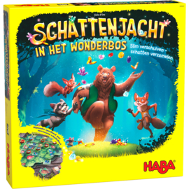 Haba - Schattenjacht in het Wonderbos