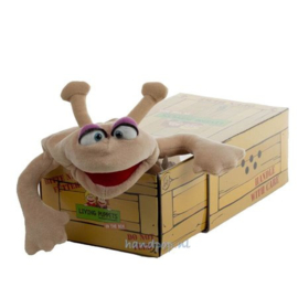 Living Puppets Kunigunde in the box