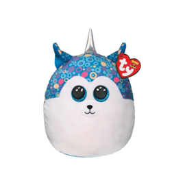 Fidget toy - Squishmallow -  Ty Squish a Boo - Helena The Husky - 20 cm
