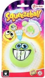Fidget toy - Stressbal Squeezeball Big Smile