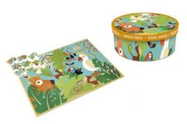 Scratch - Puzzel Jungle