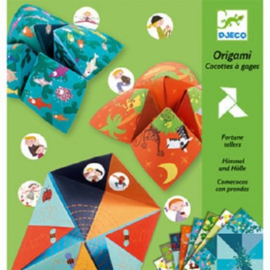 Djeco - Origami Bird Game