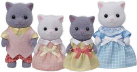Sylvanian Families - Familie perzische kat