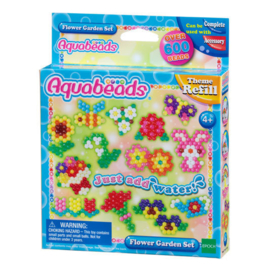 Aquabeads - Navulling Bloemenset