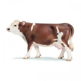 Schleich - Simmental koe