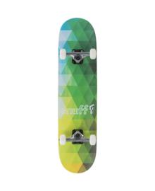 Skateboard - Enuff  Geometric