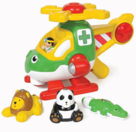 Harry Copter's Animal Rescue - Helicopter