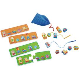 Haba - Rijgspel - Favoriet lievelingsspeelgoed