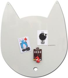 Wonderwall - Magneetbord - Kat - 67X80CM