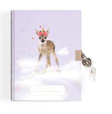 Enfant Terrible - Dagboek met slotje - Rainbow Bambi