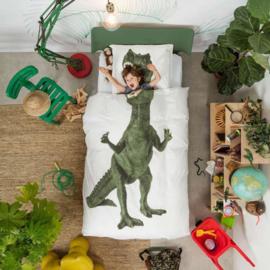 Snurk Dekbedovertrek - Dino