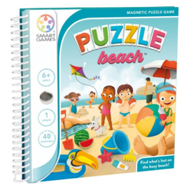 SMARTGAMES - Magnetisch reisspel - Puzzle Beach
