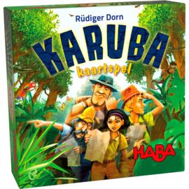 Haba Karuba - Het Kaartspel