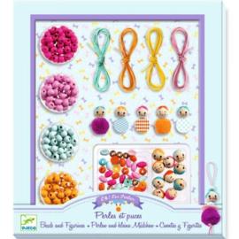 Djeco - Kralen - Perles et puces