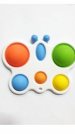 Fidget toy -  Simpl Dimpl XL - Vlinder