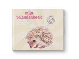 Enfant Terrible - Vriendenboekje - Sweet as Candy