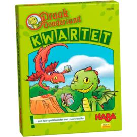 Haba Draak Dondertand - Kwartet