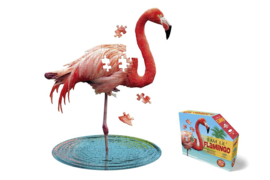 Madd Capp Puzzel - I am Lil Flamingo 100 stuks