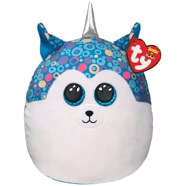 Fidget toy - Squishmallow -  Ty Squish a Boo - Helena The Husky - 31 cm