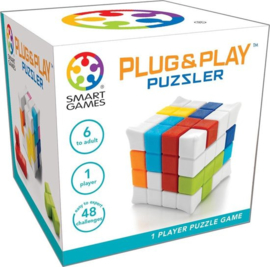 SMARTGAMES - Plug & Play Puzzler (48 opdrachten)